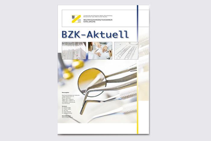 Kreativ-Fee_Referenz-Magazin Bundeszahnärzte Kammer Karlsruhe