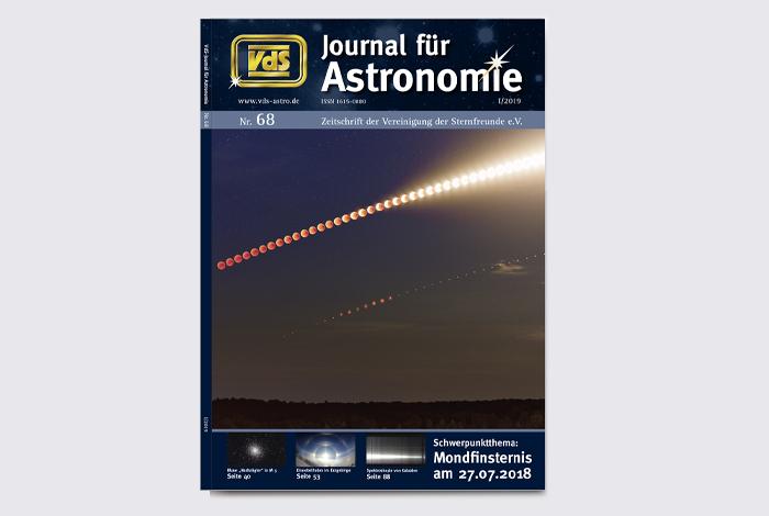 Kreativ-Fee_Referenz-VdS Journal für Astronomie