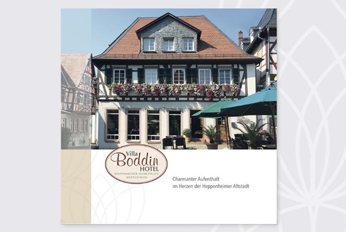 kreativ-fee Bruschuere Referenz Villa Boddin