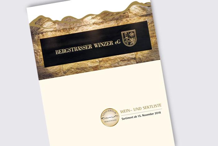 kreativ-fee Referenz Bergsträßer Winzer Preisliste Wein uns Sekt