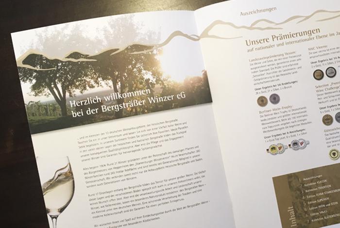 kreativ-fee Referenz Bergsträßer Winzer Preisliste Wein uns Sekt_Innenseiten 2 3