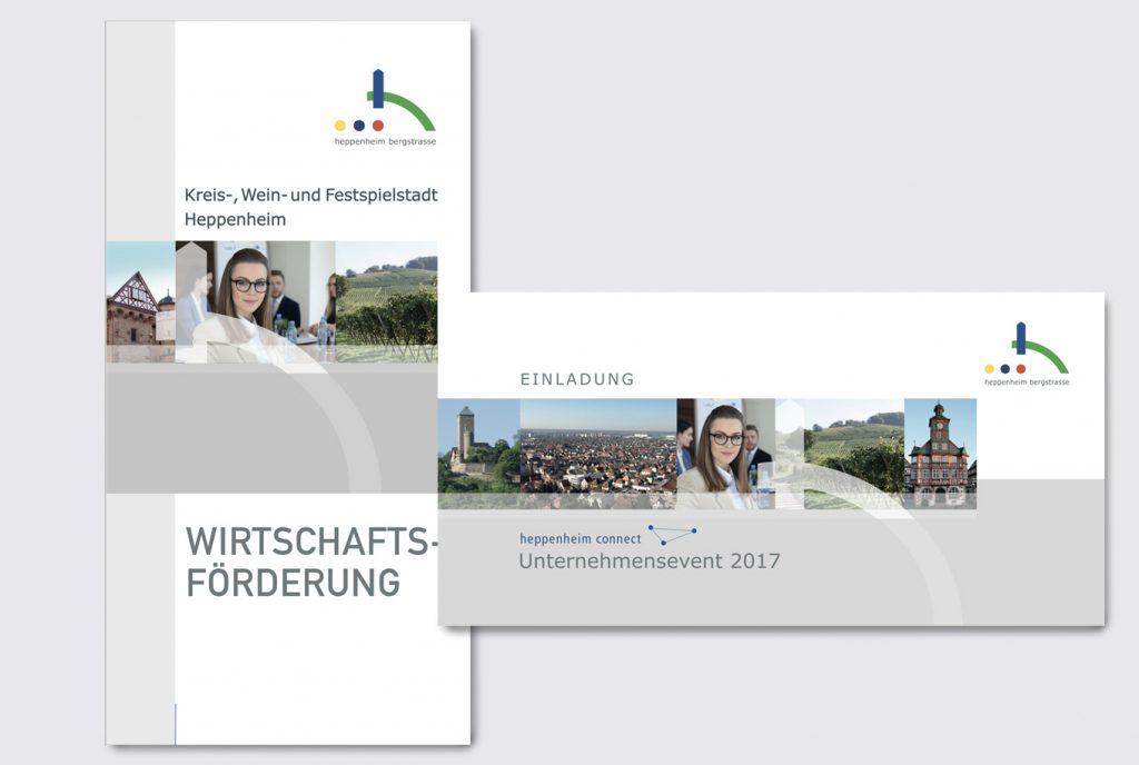 kreativ-fee Referenz Magistrat Stadt Heppenheim Wirtschaftsförderung