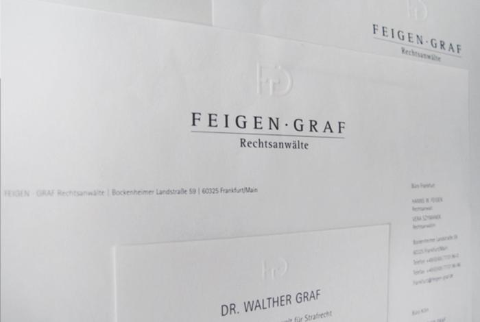 kreativ-fee CD Referenz Feigen Graf Rechtsanwaelte