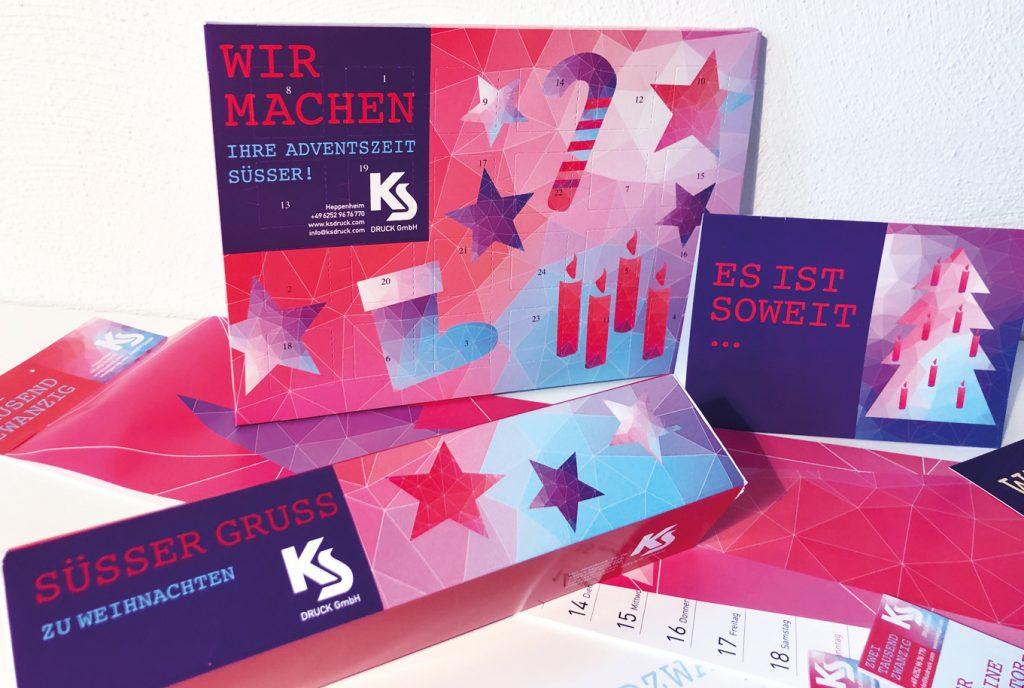_kreativ-fee Referenz_KS Druck_Eigenwerbung_Weihnachten_Kalender_RGB