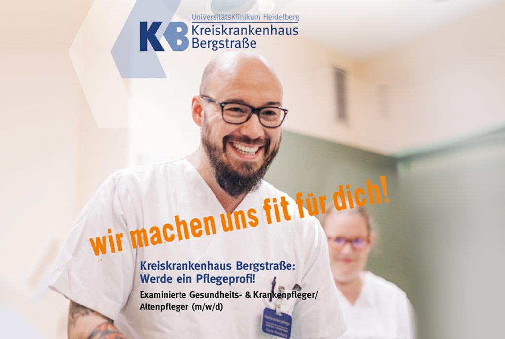 _kreativ-fee_ReferenzKreiskrankenhaus_Bergstrasse_Uniklinik_Heidelberg_Jobbörse